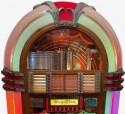 Vintage 1946 Wurlitzer Model 1015 Bubbler Collector Multi-Selector Phonograph